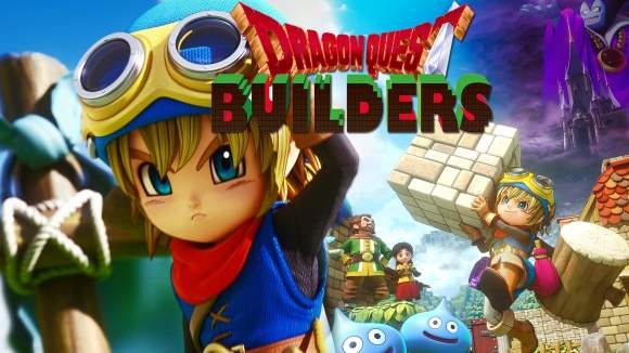 Test Dragon Quest Builders : Un Minecraft-like presque parfait