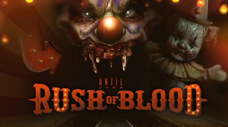 Test Until Dawn Rush of Blood PS VR : L'horreur est à la porte
