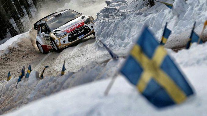 Championnat du Monde de Rallye WRC : Résumé vidéo, classement, et replay Rallye Suède
