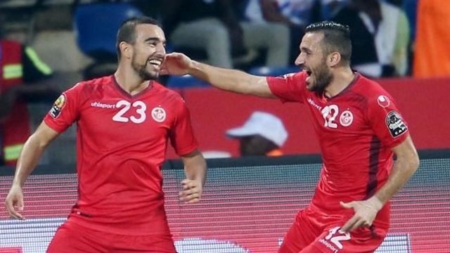 Match Tunisie Burkina Faso