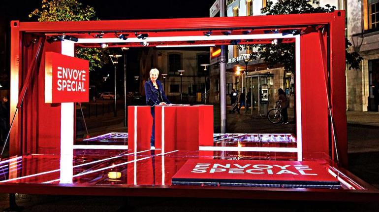 Voir Envoyé Spécial sur France 2 : Replay vidéo du reportage sur France Télévisions