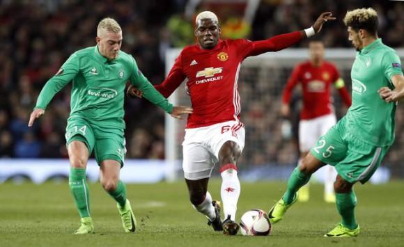 Regader le match AS Saint-Étienne Manchester United en direct live : Résultat et replay buts ASSE