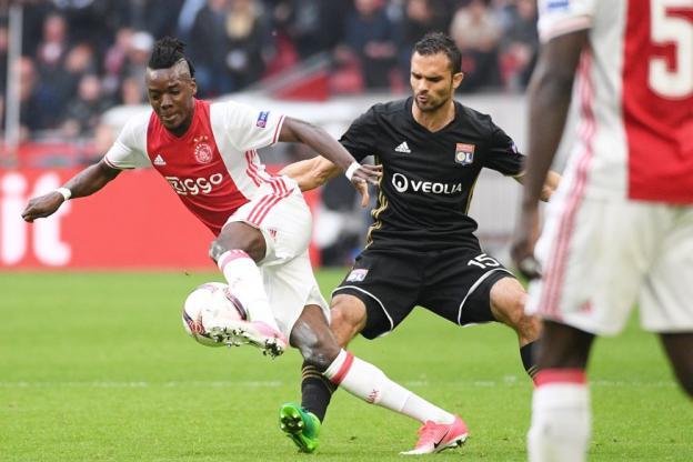 Regarder match Lyon Ajax en direct live vidéo : Résultat match retour Europa League, Replay buts OL