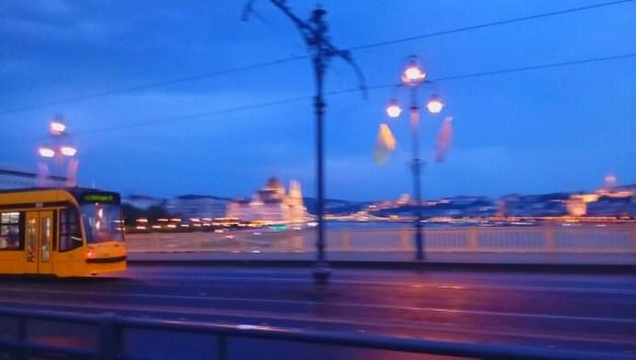 Budapest se déplacer en transport en commun