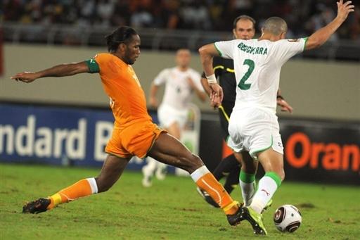 Algérie Vs Cote d'Ivoire