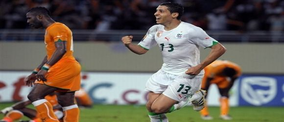 Algérie - Karim Matmour