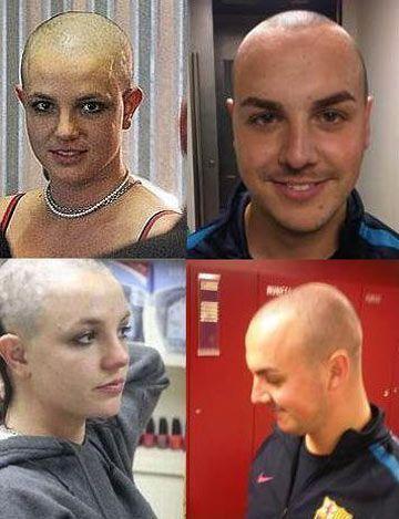Britney Spears Vs Gabri Galan
