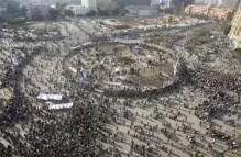 Révolution en Égypte