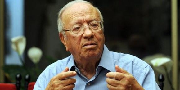 Mr Béji Caïd Essebsi : Premier Ministre