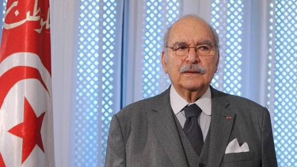 Mr Fouad Mebazâa : Président de la Tunisie par intérim