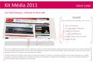 Kit Média 2011 - ©Tixup.com