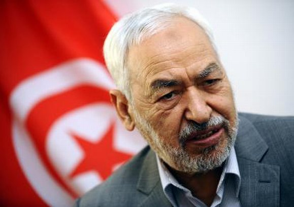 Rached Ghannouchi : Chef du mouvement Ennahda