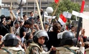 Affrontements entre musulmans et chrétiens en Égypte