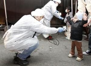 Une radioactivité dix fois supérieure à la normale à une centaine de km de Tokyo