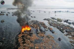 Un violent séisme a frappé le Japon