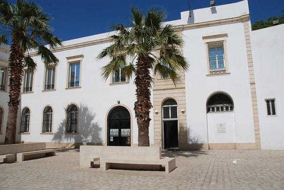 Palais Kheireddine à Tunis