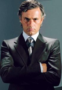 José Mourinho, entraîneur du Real Madrid