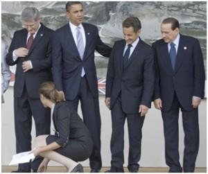 Un G8 sous le signe du printemps arabe