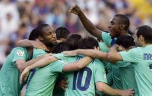 Le FC Barcelone couronné Champion d'Espagne
