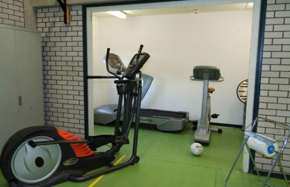 Salle de sport pour garder la forme