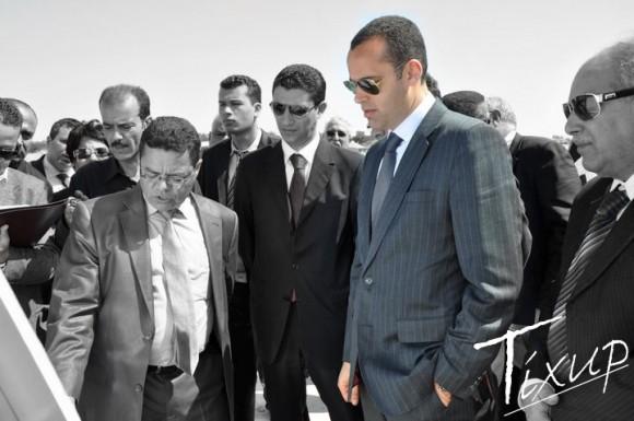 Le ministre du Transport et de l'Équipement, Yassine Brahim, démissionne