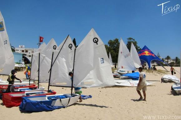 13eme édition de la coupe de Tunisie de voile