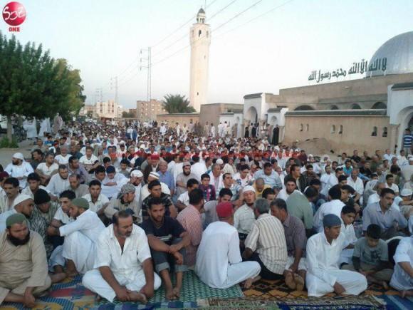 Mosquée Al Habib - Sidi Bouzid