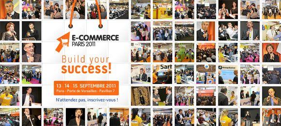 Salon e-commerce Paris 2011