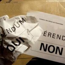 Référendum en Tunisie