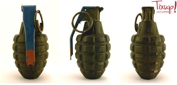 Grenades en Tunisie