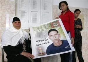 Prix Sakharov pour Mohamed Bouazizi