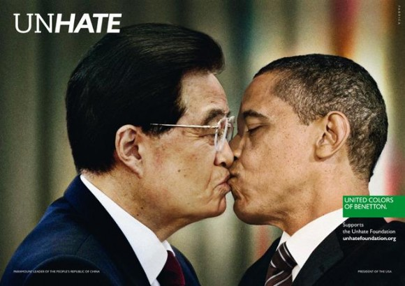 Hu Jintao (Président chinois) - Barack Obama (Président des États Unis)
