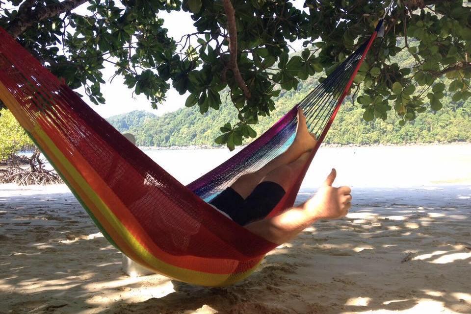 Travel - rainbow Phang Nga