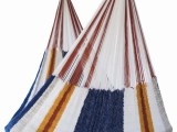 V Weave hammock – Denim all star