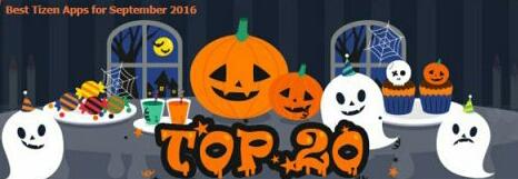 Top 20 App List