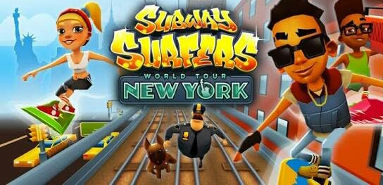 Subway Surfers Tizen