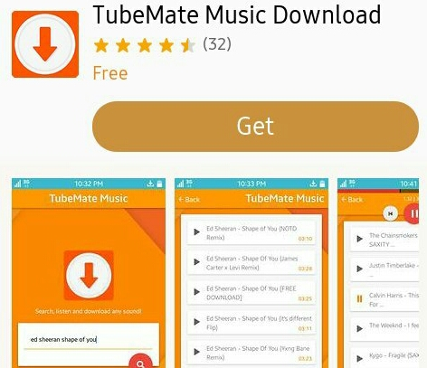 TubeMate Music Download App Now Available On Tizen