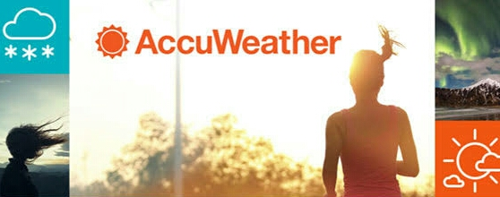 Accuweather for Gear VR