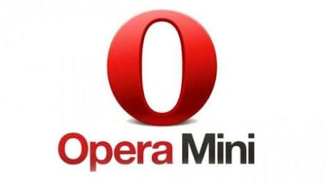 Opera Mini on Samsung Z2