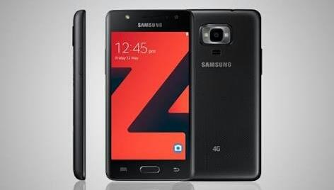 Samsung Z4 Smartphone