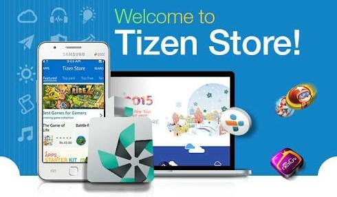Tizen Store Apps