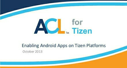 ACL for Tizen Apps