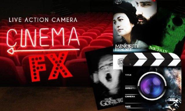 CinemaFX Live Camera