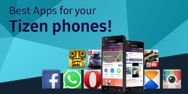 Tizen Apps