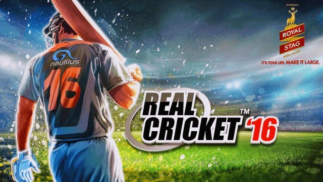 Real Cricket 16