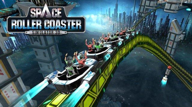 Roller Coaster Simulator Space
