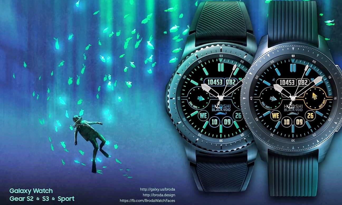 Samsung Galaxy Watch - Magazine cover