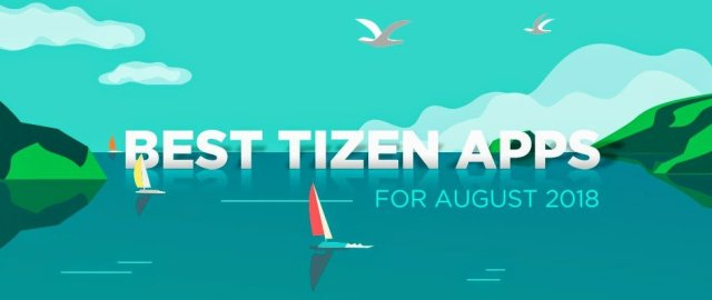 Top 20 Tizen Apps