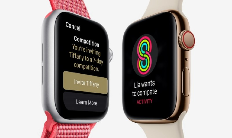 Facebook On Apple Watch Series 4