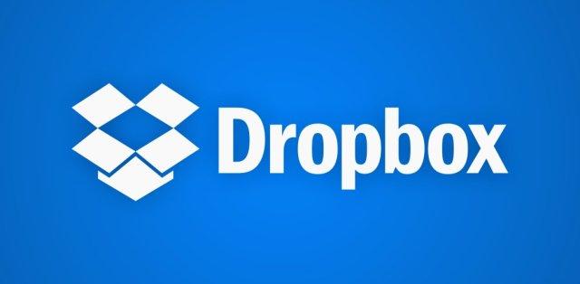 Dropbox on iPhone XS
